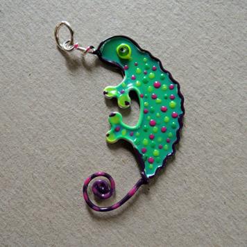 Zawieszka Kameleon