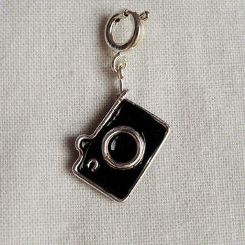 Charms Aparat Fotograficzny Mini