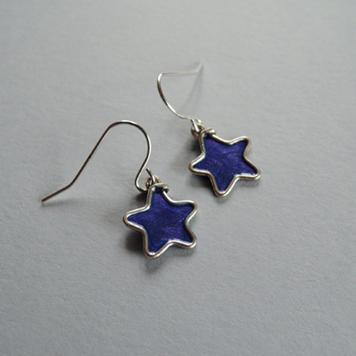 Kolczyki Gwiazdki Mini