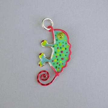 Zawieszka Mini Kameleon