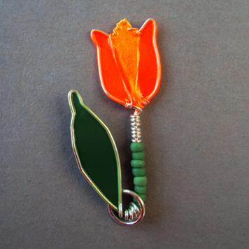 Zawieszka Tulipan