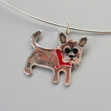 Pendant with Your Dog