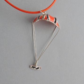 Zawieszka Kitesurfing Orange