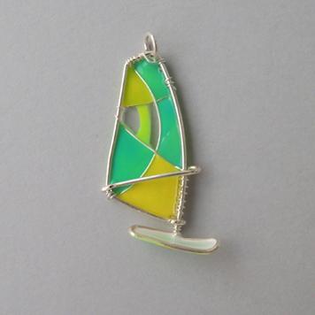 Zawieszka Windsurfing Tropical