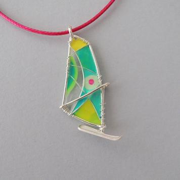 Zawieszka Windsurfing Summer Colors