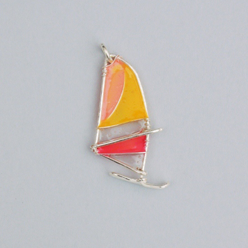 Zawieszka Windsurfing Słoneczny