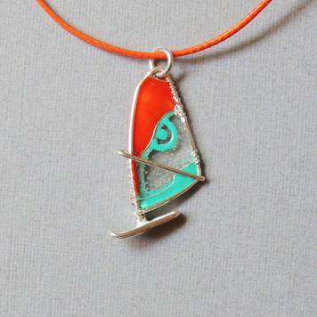 Zawieszka Windsurfing Neil Pryde Orange