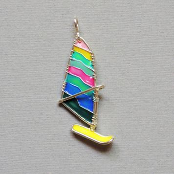Zawieszka Windsurfing Rainbow